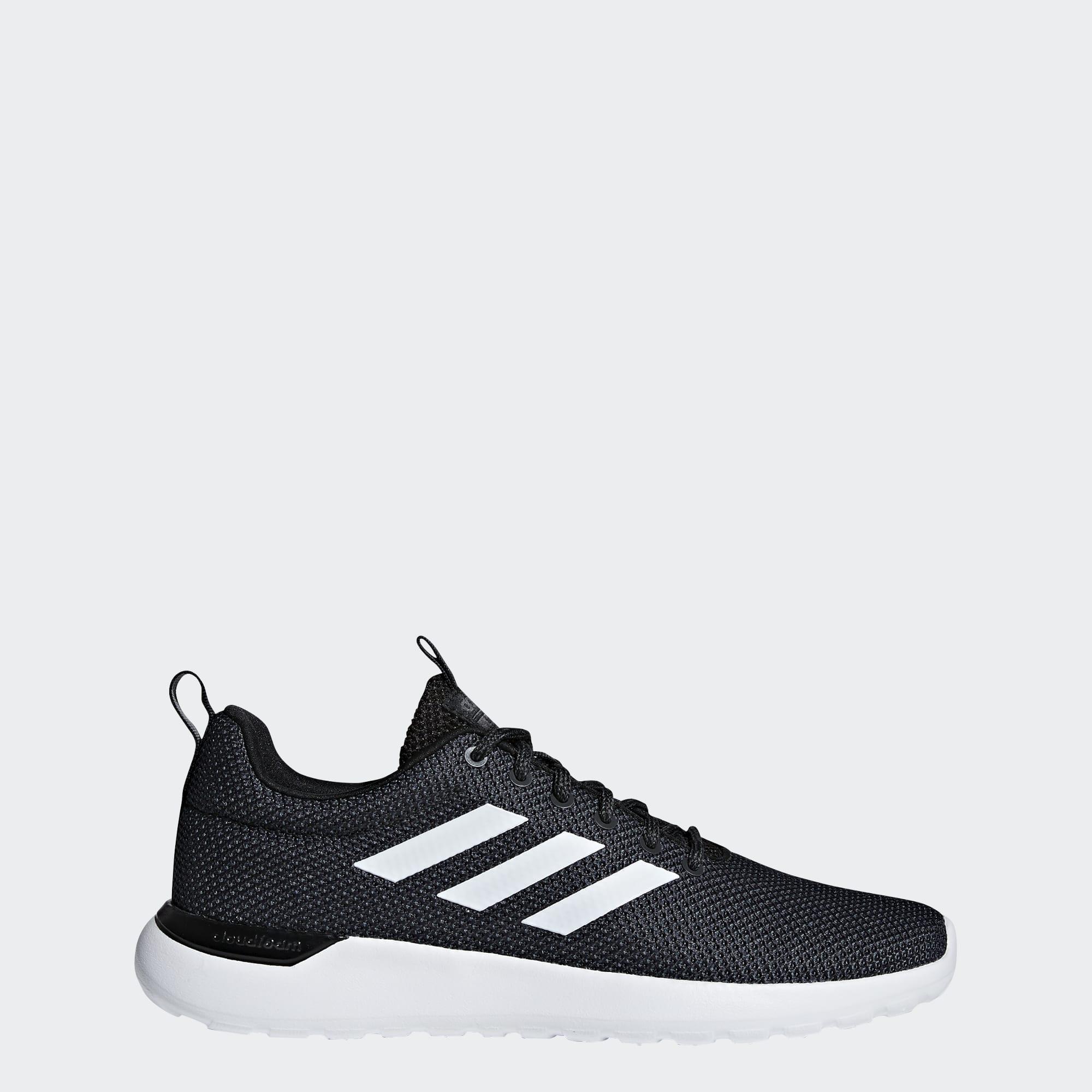 Adidas Lite Race CLN Men's Running Shoes - Black